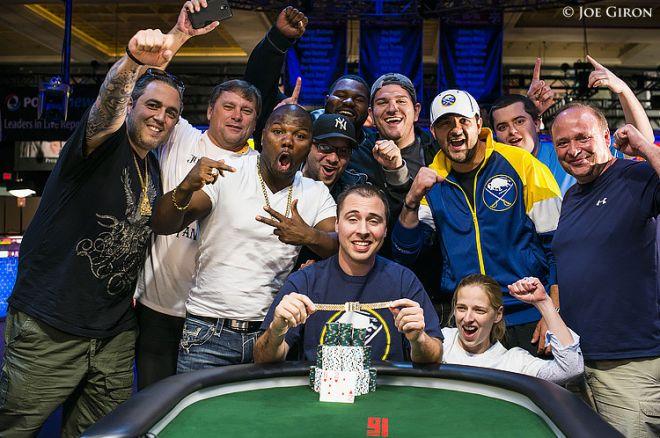 WSOP día 8: Jonathan Dimmig alcanza la gloria 0001