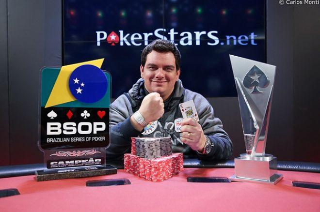 LAPT Brasil: Caio Hey campeón del evento principal 0001