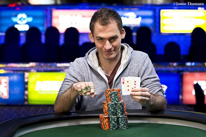 2014 World Series of Poker Day 9: zwycięski Bonomo, Volpe na czele Final Table $10K 2-7 0001