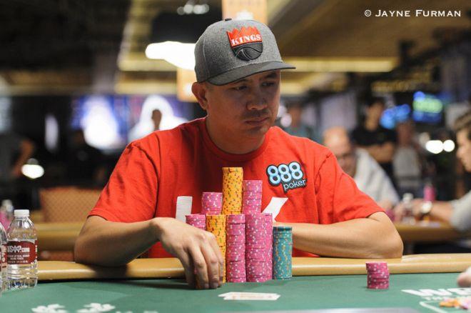 Poker, deporte mental que exige mucha preparación. 0001