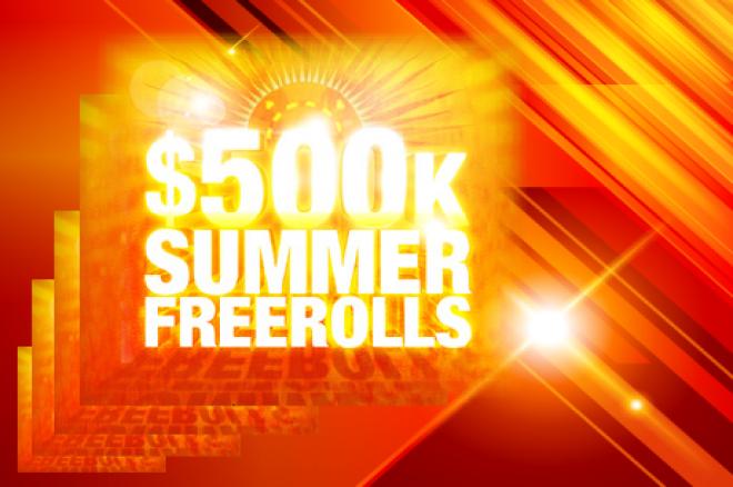 Летни фрийроли във Full Tilt за $500,000 0001