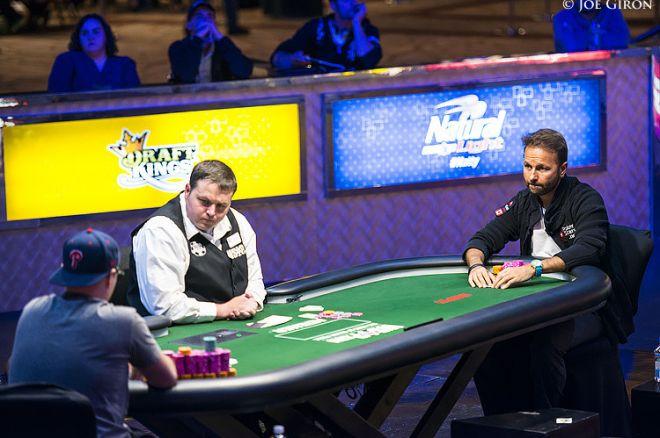 Danielį Negreanu ir Jasoną Mercierą pranokęs Paulas Volpe iškovojo pirmąją WSOP... 0001