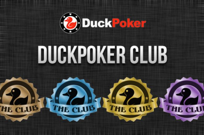 Join The Club at DuckPoker For Great Cash Rewards 0001