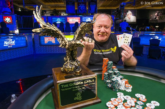 Dan Heimiller wygrywa WSOP Event #17: $1,000 Seniors No-Limit Hold'em Championship... 0001
