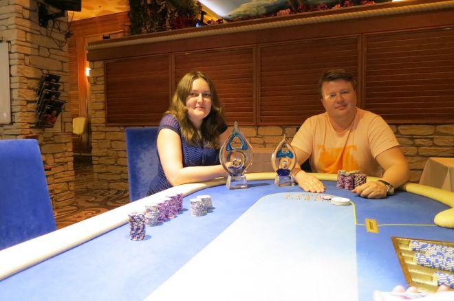 """""""Lithuania Masters"""": 5 valandų finalinė dvikova baigėsi Olgos Bessmertnajos triumfu! 0001"""