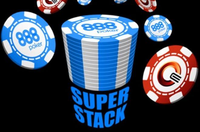 ¡Juega el Circuito SuperStack de 888poker.es por 55 céntimos! 0001