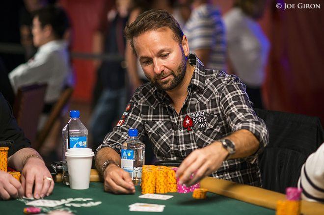 WSOP día 14: Daniel Negreanu de nuevo al asalto del brazalete (actualizado) 0001