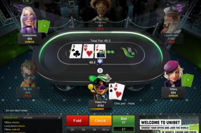 Proč hrát v červnu v herně Unibet Poker, aneb více než 200,000 v exkluzivních... 0001