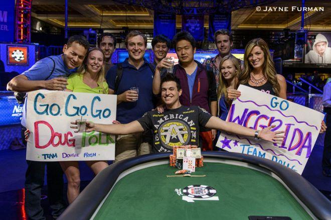 """Doug """"WCGRider"""" Polk wygrywa Event #23: $1,000 Turbo No-Limit Hold'em ($251,969)! 0001"""