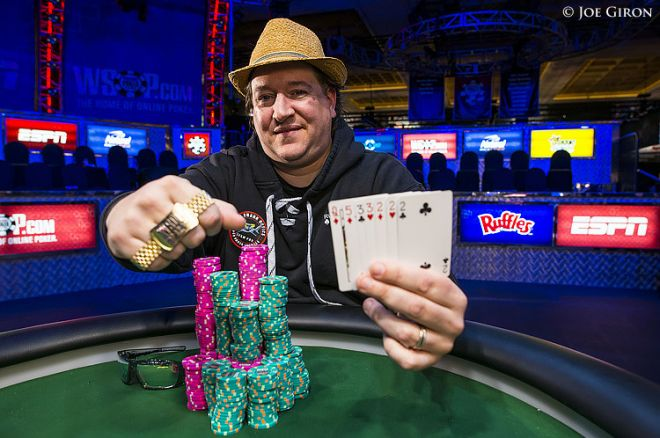 Christopher Wallace wygrywa WSOP Event #22: $10,000 H.O.R.S.E. Championship ($507,614)! 0001