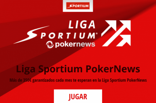 Se busca nuevo líder en la Liga Sportium PokerNews 0001