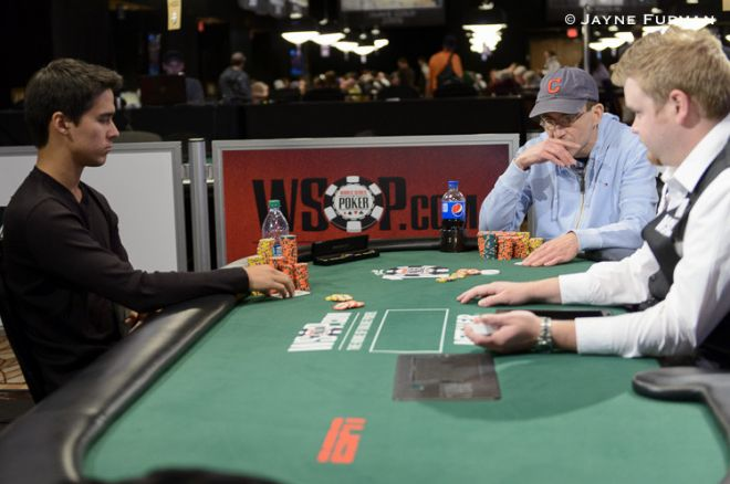 2014 WSOP Hand Analysis: Listen to Your Head, Not Your Heart 0001