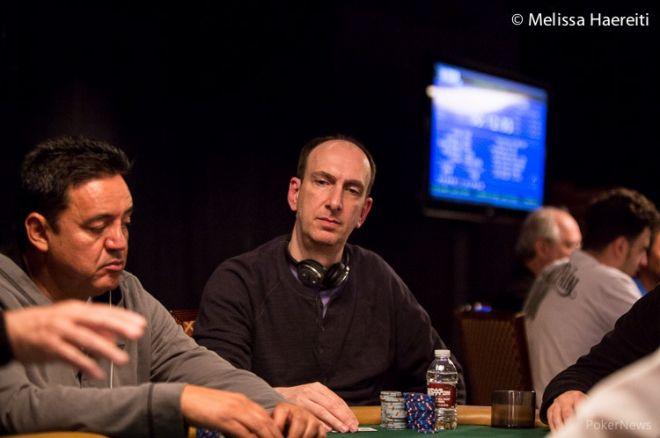 WSOP Event #25: Erik Seidel leidt laatste achttien met Mike Leah & Tom Schneider