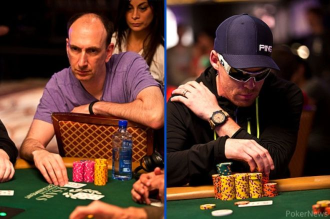 2014 World Series of Poker Day 16: Erik Seidel Leads Final of Omaha/Stud; Matt Jarvis Ahead... 0001