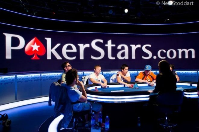 PokerStars and Amaya Gaming Reportedly Near Deal 0001