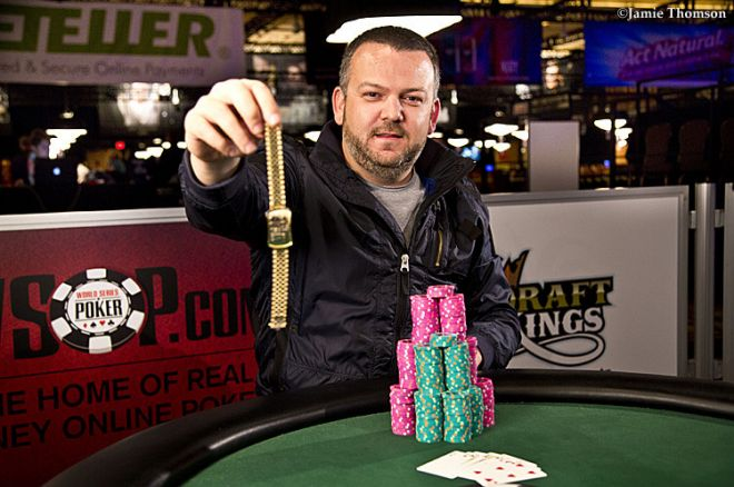 2014 World Series of Poker Day 17: John Kabbaj Wins Event #25, Captures Second Career... 0001