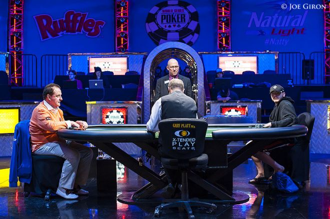 WSOP What to Watch For: Friday the 13th a Lucky Day for Eyster or Neuville 0001
