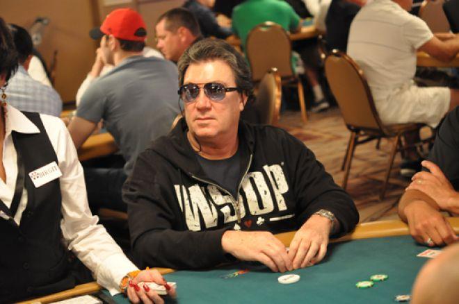 Fernando Brito OUT do #28 e no Dia 2 do Evento #30: $1,500 Seven-Card Stud Hi-Low 0001