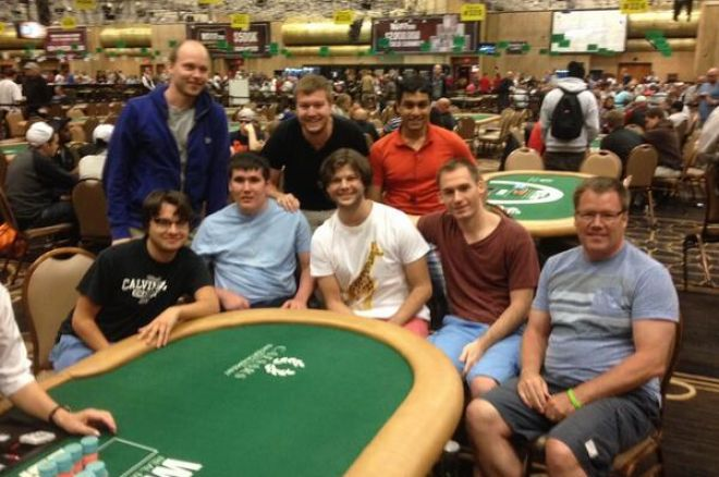 He's Back! Kevin Boudreau Returns to the Felt at the WSOP 0001