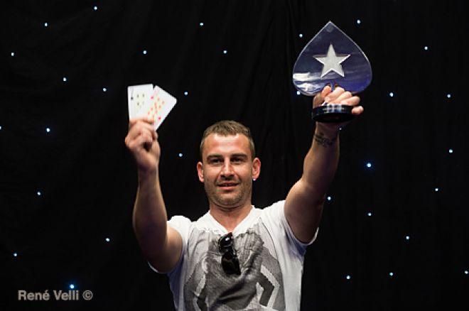 UKIPT Marbella - Marcin Barwiński zajmuje siódme miejsce (€19,050), Espinosa z tytułem! 0001