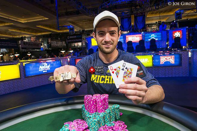 Joe Cada wygrywa WSOP Event #32 i zgarnia swoją drugą bransoletkę! 0001