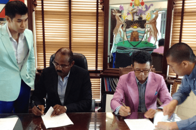 Antigua and Barbuda Casino Deal