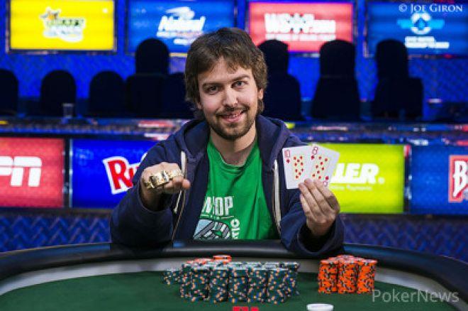 WSOP 2014: Pierre Milan vyhrál první náramek ve svém životě, Francie má první zlato 0001