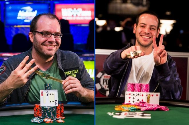 2014 World Series of Poker Day 22: Boyd wygrywa 3 bransoletkę, Buchman zgarnia drugi... 0001