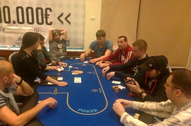 Sakić i Špadijer ITM na Turbo Deepstack eventu na Maestral Poker Openu 0001