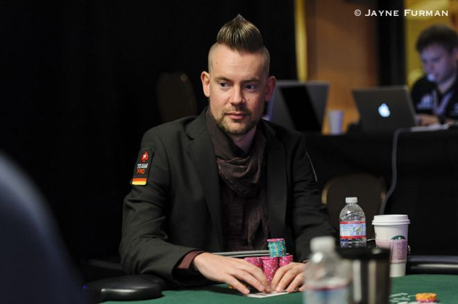 WSOP What to Watch For: George Danzer Guns for #2; $10K Heads-Up, Dealer's Choice Begin 0001