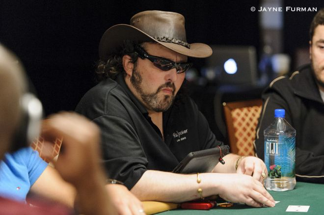 World Series of Poker Time-Out: David Bach Talks Razz 0001