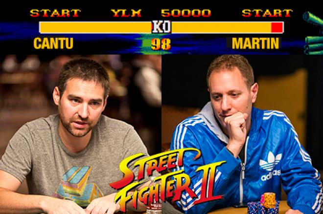 Exclusivo PokerNews: Brandon Cantu Tenta Agredir Jesse Martin 0001