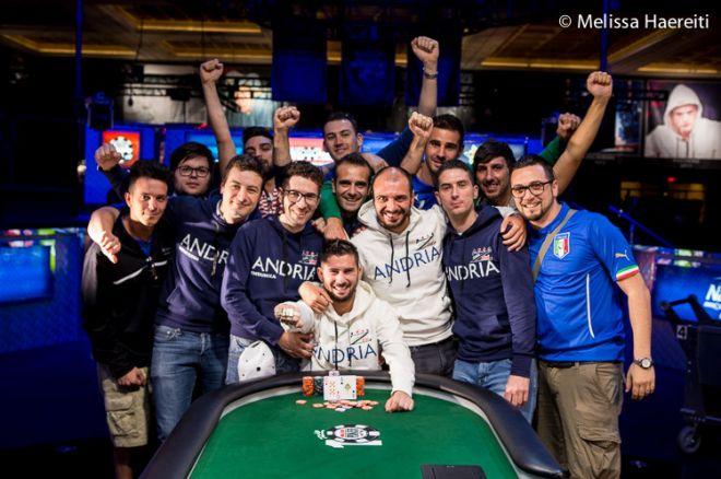 Davide Suriano Venceu o $10,000 Heads-Up Championship ($335,553) 0001