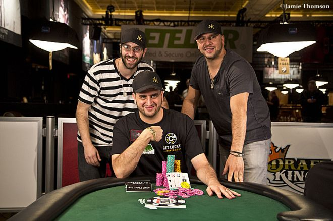2014 WSOP Day 26: Mizrachi Wins Second Bracelet; Dempsey, Suriano Grab Their First 0001