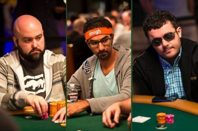 Learn.PokerNews Weekly: A Roundtable of Rounders Discuss How to Play Heads-Up Poker 0001