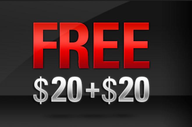 Darmowa kasa od PokerStars - odbierz ZA DARMO $40! 0001