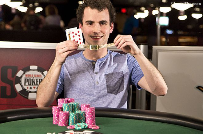 2014 World Series of Poker Day 27: Dan Kelly Wins LHE, 2nd Bracelet; Michael Drummond Wins... 0001