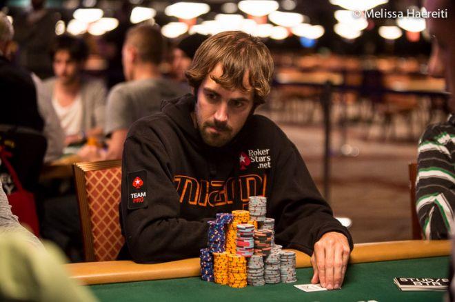 $50,000 įpirkos WSOP turnyre sužaistos dvi dienos, pirmauja Jasonas Mercieras 0001