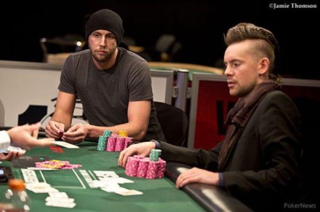 WSOP metų žaidėjas: ar kam nors pavyks pasivyti nutolusį Georgą Danzerį? 0001