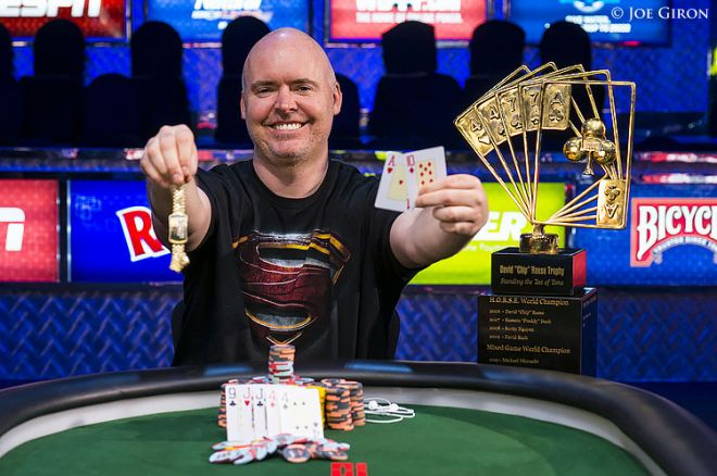 WSOP día 31: John Hennigan se lleva el trofeo Chip Reese (actualizado) 0001