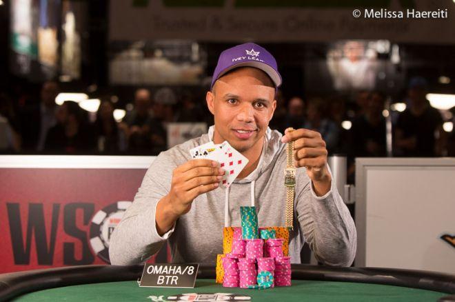 2014 World Series of Poker Day 32: Phil Ivey Wins Bracelet