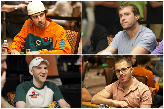 Smith, Mercier, Marchese, and Somerville Chop Bellagio $100K for Over $1 Million Each 0001