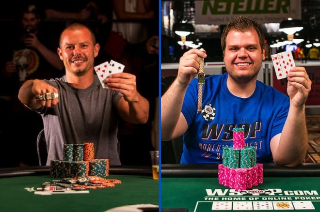 2014 World Series of Poker Day 33: Miscikowski, Olson Win Gold; Ladies Reach Final Table 0001