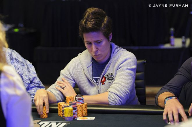 Vanessa Selbst Making History -- Again -- in the Big One for One Drop 0001