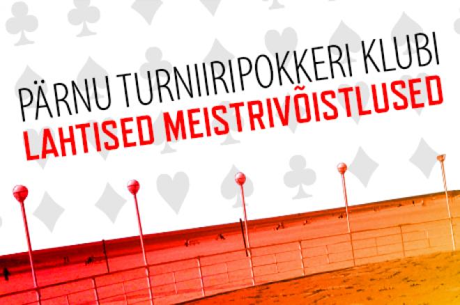 1. juulil algab Triobetis kvalifitseerumine Pärnu klubi meistrivõistlustele 0001