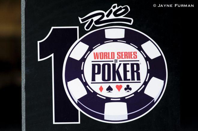 WSOP 2014: Andriui Bielskiui nenusisekė ir 56-asis turnyras 0001