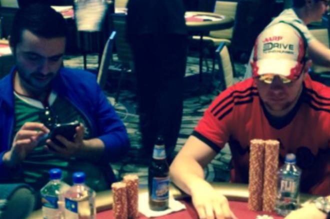 """Fher Islas: """"Intentaré ganar la silla para el Main Event de la WSOP"""" 0001"""