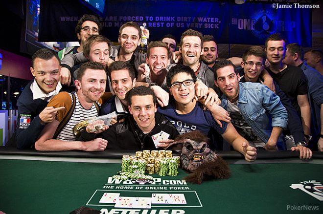 Hugo Pingray Vence Evento #51: $1,500 No-Limit Hold'em Monster Stack ($1,327,083) 0001
