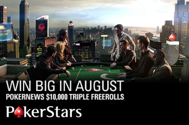 PokerStars Promo August