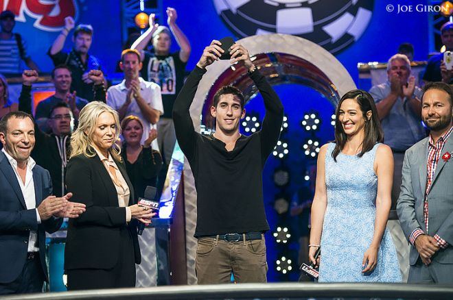 2014 WSOP Day 36: Daniel Colman Wins Big One for One Drop, $15.3M; Negreanu 2nd 0001